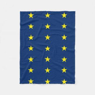 Flag of the Republic of Texas Fleece Blanket