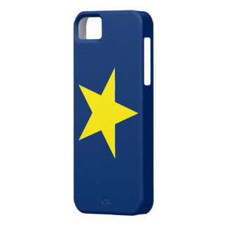 Flag of the Republic of Texas iPhone 5 Covers