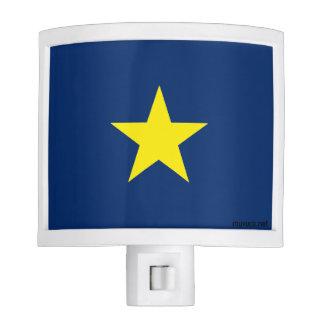 Flag of the Republic of Texas Nite Lites