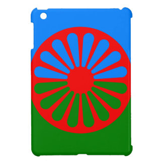 Flag of the Romani people - Romani flag iPad Mini Cover