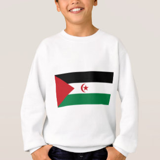 Flag_of_the_Sahrawi_Arab_Democratic_Republic Sweatshirt