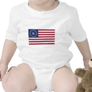 Flag of the Second American Revolution T-shirts