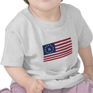 Flag of the Second American Revolution Shirts