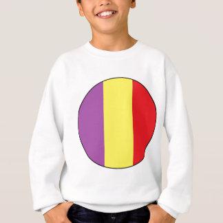 Flag of the Spanish Republic - Bandera Tricolor Sweatshirt