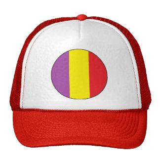 Flag of the Spanish Republic - Bandera Tricolor Trucker Hat