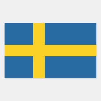 Flag of the Sweden Sticker