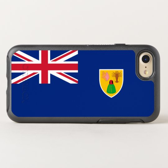 Flag of the Turks and Caicos OtterBox iPhone Case