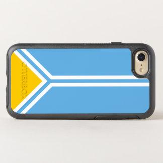 Flag of the Tuva Republic Otterbox iPhone Case