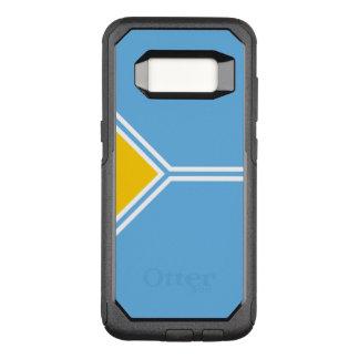 Flag of the Tuva Republic Samsung OtterBox Case