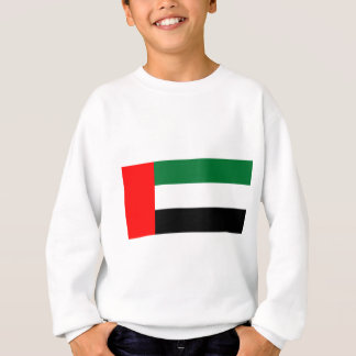 Flag_of_the_United_Arab_Emirates Sweatshirt