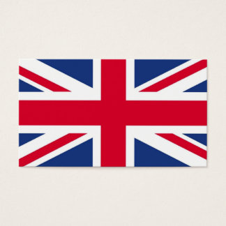 Flag of the United Kingdom Business Cards