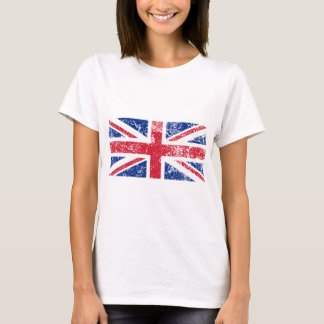 Flag of the United Kingdom Distressed T-Shirt