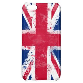 Flag of the United Kingdom or the Union Jack Cover For iPhone 5C