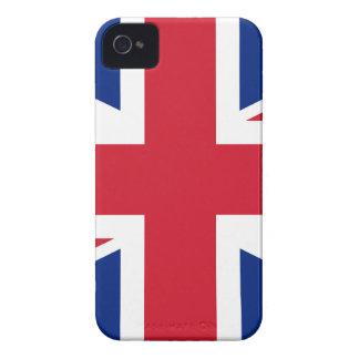 Flag of the United Kingdom (UK) aka Union Jack iPhone 4 Cases