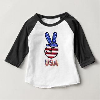 Flag of the United States Baby T-Shirt