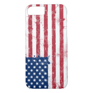 Flag of the United States iPhone 7 Case