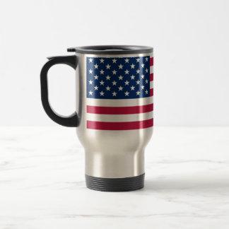 Flag of the United States Travel/Commuter Mug
