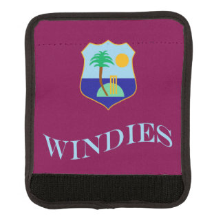 Flag of The West Indies Cricket Luggage Handle Wrap