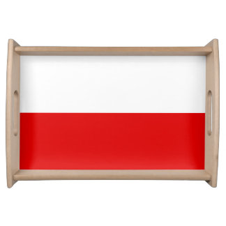 Flag of Thuringia Serving Tray