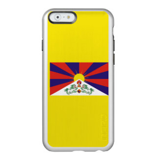 Flag of Tibet Silver iPhone Case
