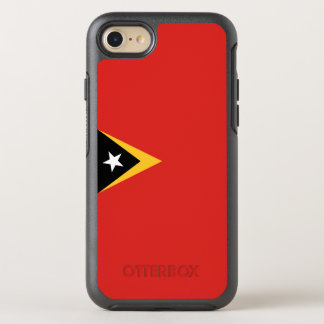 Flag of Timor-Leste OtterBox iPhone Case