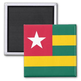 Flag of Togo Magnet