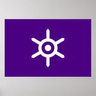 Flag of Tokyo Poster