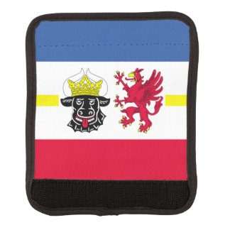 Flag of Tokyo prefecture, Japan Luggage Handle Wrap