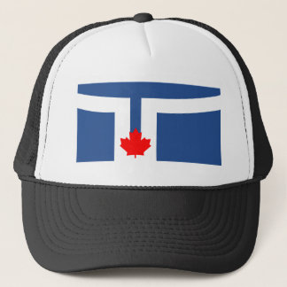 Flag of Toronto Trucker Hat
