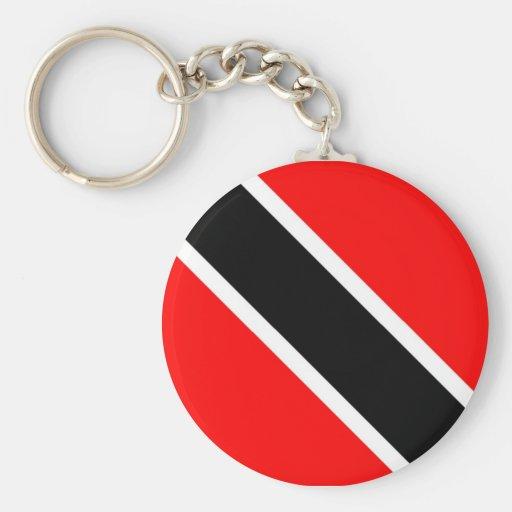Flag of Trinidad and Tobago Keychain