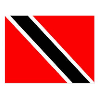 Flag of Trinidad Postcard
