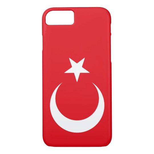 Flag of Turkey iPhone 8/7 Case