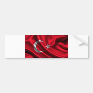 Flag of Turkey, Turkish Flag Bumper Sticker