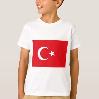 Flag of Turkey - Turkish flag - Türk bayrağı T-Shirt