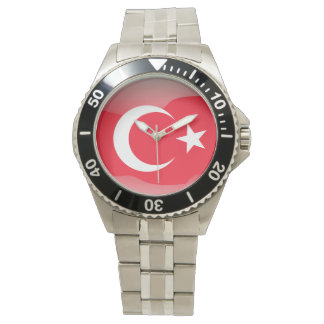 Flag of Turkey Watch
