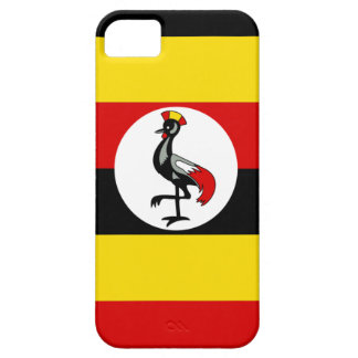 Flag of Uganda iPhone 5 Cover
