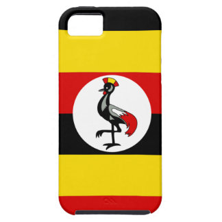Flag of Uganda iPhone 5 Covers
