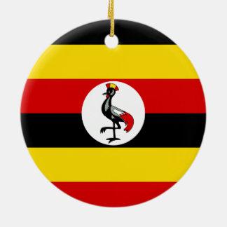 Flag of Uganda Ornament