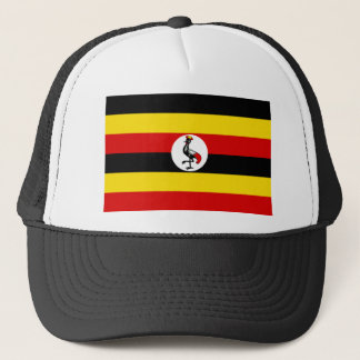 Flag of Uganda Trucker Hat