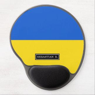 Flag of Ukraine Gel Mouse Pad
