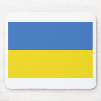Flag of Ukraine on T shirts and Gifts Mouse Pad