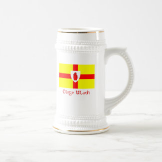 Flag of Ulster Beer Mug
