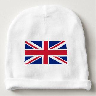Flag of United Kingdom. Baby Beanie