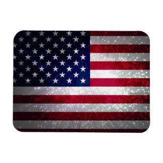 Flag of United States Rectangular Photo Magnet