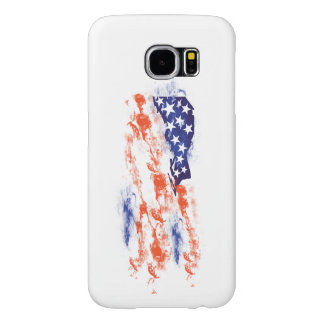 Flag of Usa Samsung Galaxy S6 Cases