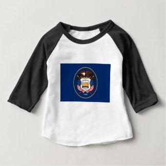 Flag Of Utah Baby T-Shirt