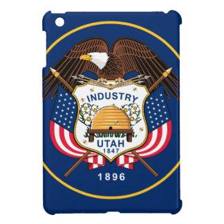 Flag Of Utah Case For The iPad Mini