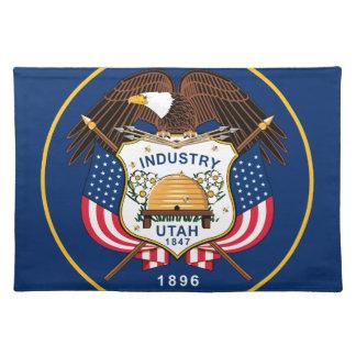 Flag Of Utah Placemat