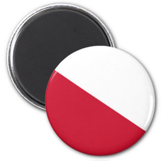 Flag of Utrecht (city) Magnet