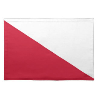 Flag of Utrecht (city) Placemat